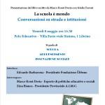 #Catania. La scuola è mondo, incontro con Marco Rossi Doria a Villa Fazio