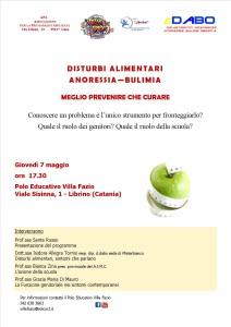 programma disturbi alimentari