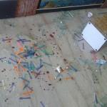 #Messina. Devasta il bar Di Fresco a Portorosa e poi fugge TUTTE LE FOTO