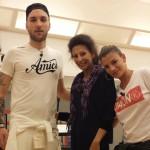 Lucia Aliberti duetta ad Amici con il rapper Briga