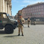 #Palermo. Dopo mesi di missione a Roma i Lancieri tornano alla caserma Cascino