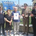 #Messina. Barcellona ricorda il maggiore Giuseppe La Rosa