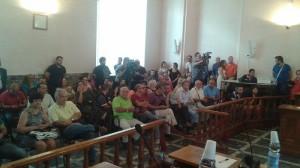 Consiglio comunale Barcellona 29-6-2015 a