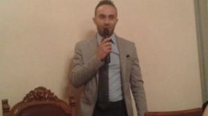 Francesco Perdichizzi, vicepresidente Consiglio comunale Barcellona Pozzo di Gotto