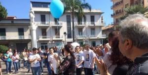 Funerale bambino Barcellona PG 3-6-2015 b