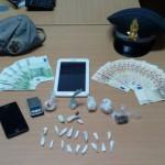#Agrigento. Trasportava MDMA, eroina, hashish e cocaina, arrestato reggino