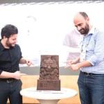 #Ragusa. La mascotte dell'Expo scolpita in cioccolato