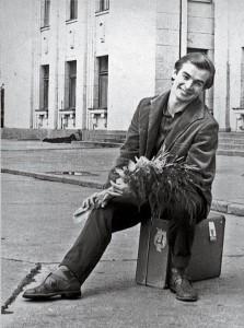 Nureyev da giovane