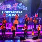 #Enna. Oltre 20mila spettatori per il concerto di Renzo Arbore