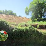 #Messina. La Forestale sequestra una discarica a Sinagra