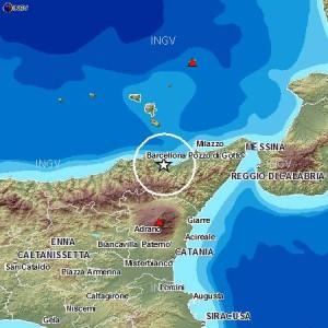 Terremoto Barcellona -Patti