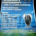 Al via a Olivarella il Torneo Interforze e Professionisti Estate 2015