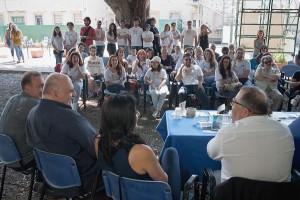 Un momento della conferenza stampa Ascetur 30-6-2015 b