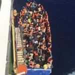 #Palermo. Sbarco migranti, arrestati tre scafisti
