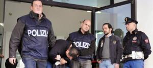 squadra-mobile-arresto-Polizia