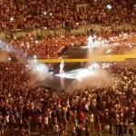 #Messina. Jovanotti 2015: tante emozioni e tra gli spettatori anche Carmine Coppola