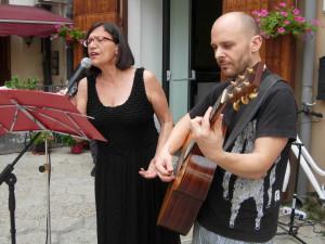Alessio Pardo e Sara Cappello