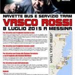 #Messina. Viabilità, percorsi ATM e niente alcol per il concerto di Vasco Rossi