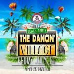 """#Messina. Il 31 luglio a Milazzo """"The Dancin' Village Beach Party"""""""