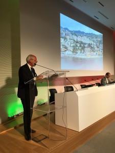 Nino De Simone, presidente Autorità Portuale di Messina