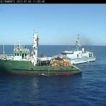 #Sicilia. Maxi sequestro di droga a sud di Pantelleria
