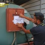 #Ragusa. Sequestrato un distributore di carburante illegale