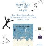Tutto relativo tranne…il vento, l'esordio letterario di Sergio Cigala