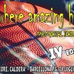 #Messina. Dal 28 luglio il Memorial Jordan Chillemi a Barcellona
