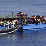 #Palermo. Arrestato uno scafista tra i 647 migranti sbarcati dalla Lé Eithne