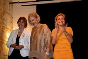 Silvana Sardina, Anna Mauro e Jenny Liotti