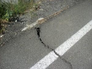 Strada Statale 113 Gesso asfalto deteriorato 18-7-2015 c