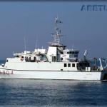 La Marina Militare a caccia di plastica nel Tirreno