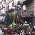 #Barcellona. Mare agitato, salta la processione di San Rocco