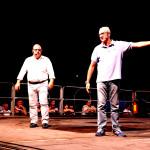 #Ragusa. Grande successo di pubblico per Toti e Totino