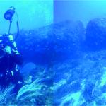 Trovati i resti di una civiltà preistorica sul fondale del Canale di Sicilia