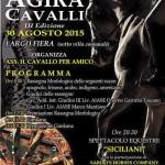 #Enna. Tutto pronto per la terza edizione di AgiraCavalli