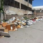 #Messina. Cumuli di rifiuti attorno alla Madonna di Loreto, la denuncia di Gioveni