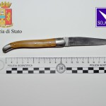 #Ragusa. Turista belga bloccato all'aeroporto di Comiso con un coltello