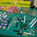 #Catania. La Finanza sequestra 600 mila prodotti contraffatti e non sicuri