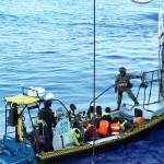 #Migranti. Fermati gli scafisti responsabili della morte di cinquantadue migranti