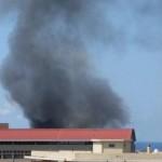#Messina. Un altro incendio a Barcellona in meno di 24 ore