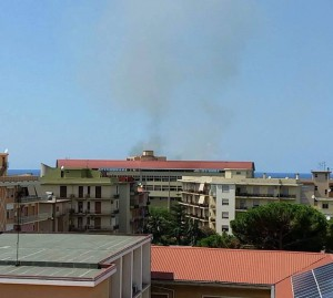 Incendio Barcellona 6-8-2015 b