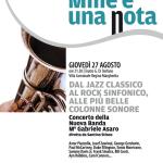 #Trapani. A Villa Margherita il jazz di Gabriele Asaro