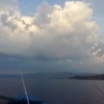 """#Messina. Meteo, a mezzanotte scattata l'allerta """"codice arancione"""""""