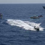 #Catania. Arrestati 8 presunti scafisti per lo sbarco di migranti di ieri