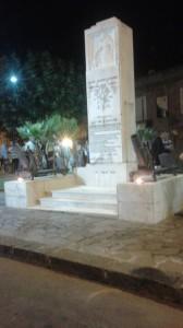 Monumento Barcellona 5 Giuseppina Bolognani 5-8-2015 n