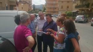 Palermo, Parcheggio in via Bragaglia (6)
