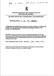 Piano Tariffario rifiuti Barcellona aprile 2015