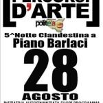#Palermo. Quinta edizione della Notte clandestina a Termini Imerese