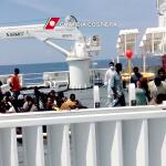 #Messina. Arrestati quattro scafisti sbarcati ieri al Molo Marconi
